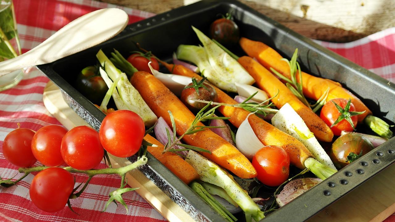 warzywa grill